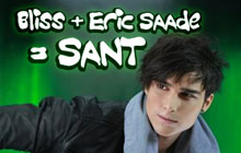 Bliss show  med Eric Saade